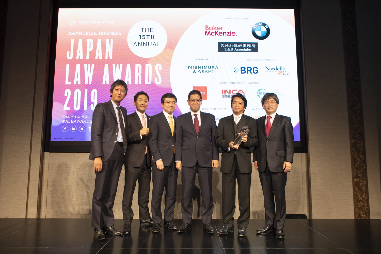 ALB Japan Law Awards 2019 | Asian Legal Business